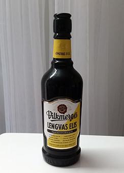 Standartiniai alkoholio vienetai alaus butelyje